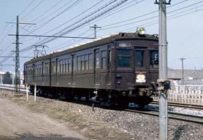 青梅線(福生牛浜間 昭和36年)