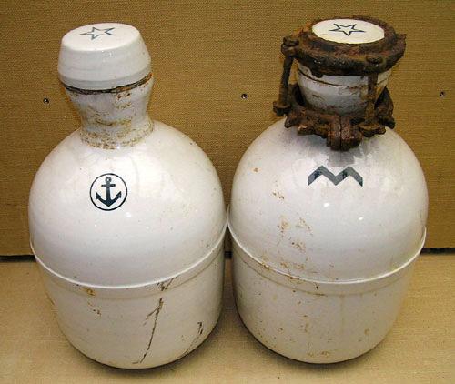 燃料貯蔵瓶